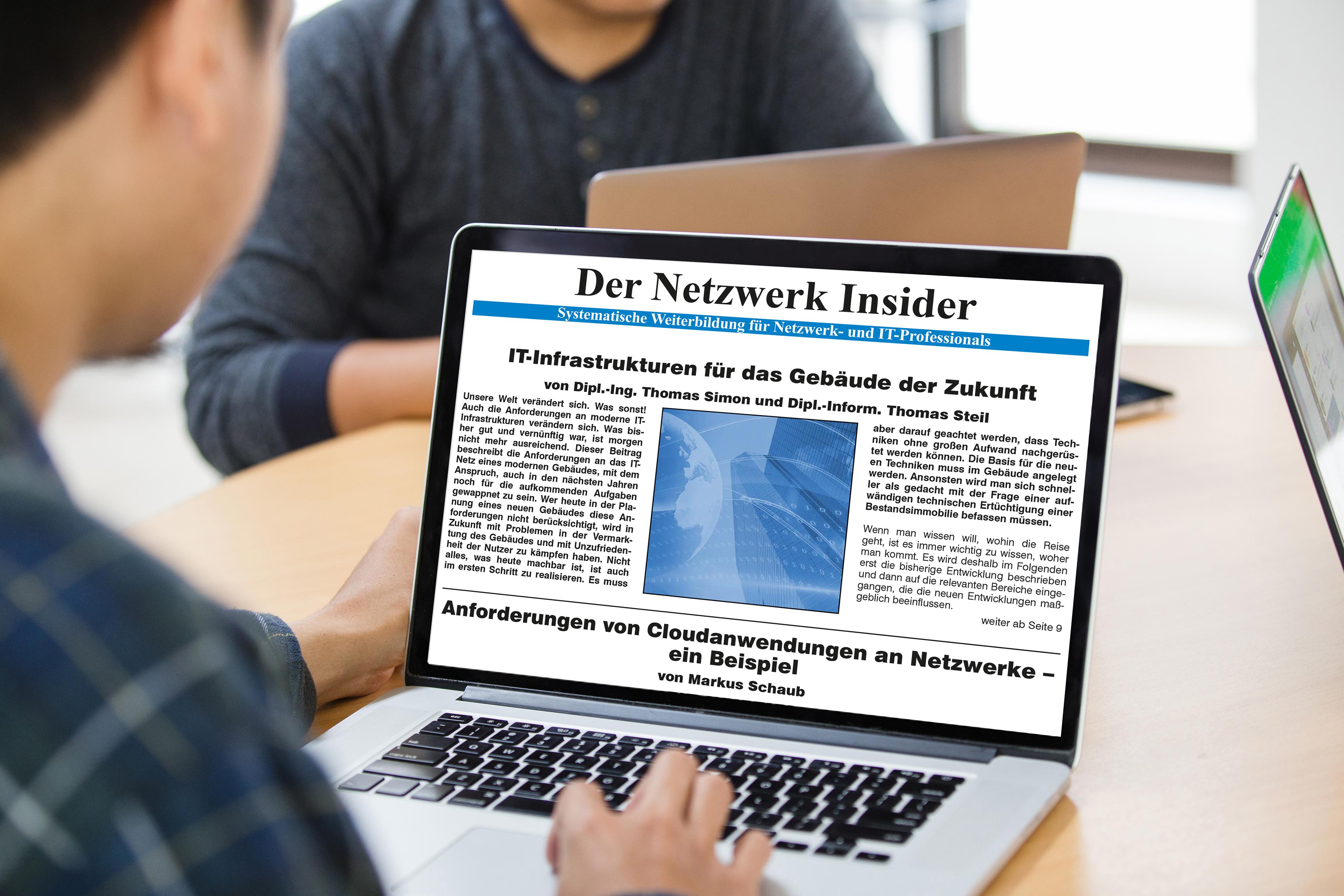 Der Netzwerk Insider